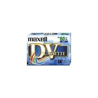 Maxell AV casette: DVM-60 Mini DV 60min, 5-PACK