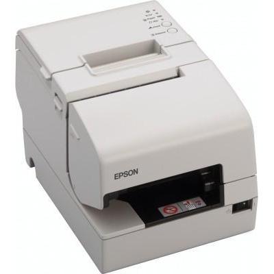 Epson labelprinter: TM-H6000IV (905): Serial, PS, ECW, EU - Wit