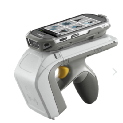 Zebra RFD8500 Barcode scanner - Grijs