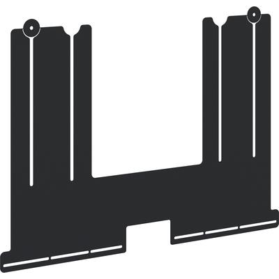 SmartMetals 052.7285 Soundbar bracket Montagekit - Zwart