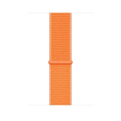 Apple 44mm Papaya Sport Loop horloge-band - Oranje