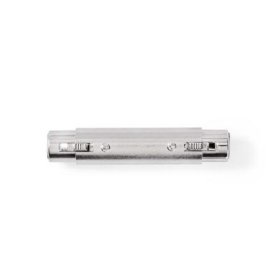 Nedis CAGP15920ME Kabel adapter - Zilver