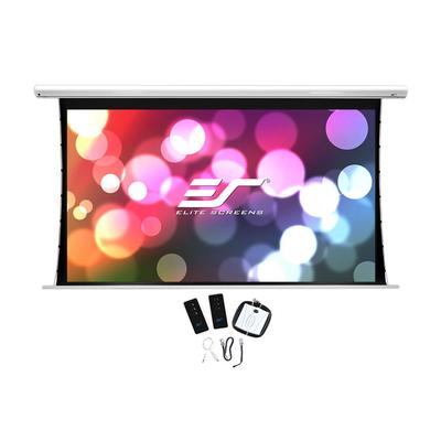 """Elite Screens Saker Tab-Tension 100"""" Projectiescherm"""