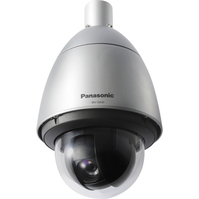 "Panasonic 1/2.9"" MOS, 3MP, 2048x1536px, 60 fps, AC/PoE, 24V, 50/60Hz, 2.7A, 43W, 229x229x383mm, 4.8kg, ....."