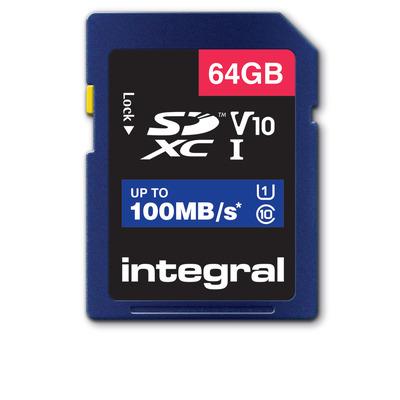 Integral INSDX64G-100V10 Flashgeheugen