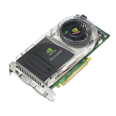 HP NVIDIA Quadro FX 5800 PCIe Graphics Card Videokaart