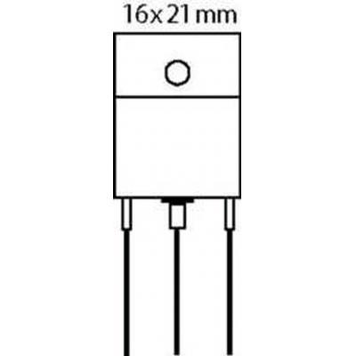 Hitachi : P-FET 160 V 7 A 100 W 1E