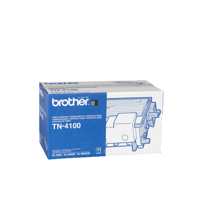 Brother TN4100 Toner - Zwart