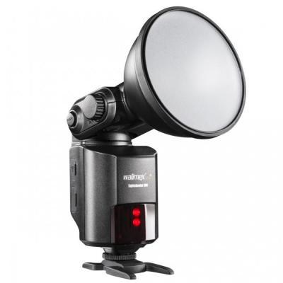 Walimex fotostudie-flits eenheid: Light Shooter 360 - Zwart