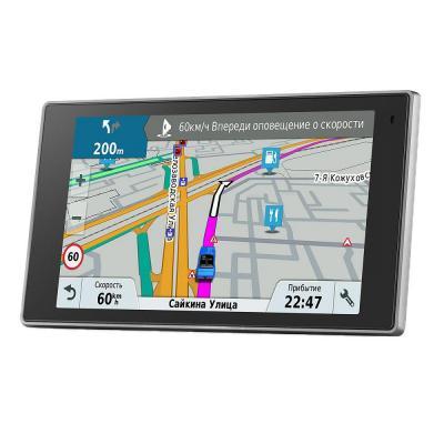 Garmin navigatie: DriveLuxe 50LMT-D - Zwart