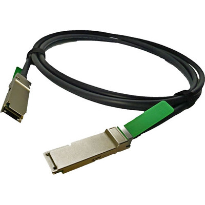 Alcatel-Lucent 40 Gigabit direct attached copper cable (7m, QSFP+) Netwerk tranceiver module
