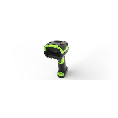 Zebra LI3678-ER Barcode scanner - Zwart, Groen
