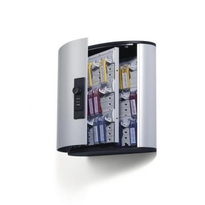 Durable sleutelkast: Key Box 36 Code - Zilver