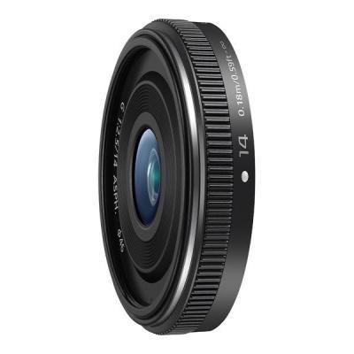 Panasonic LUMIX G 14mm/F2.5 II ASPH. Camera lens