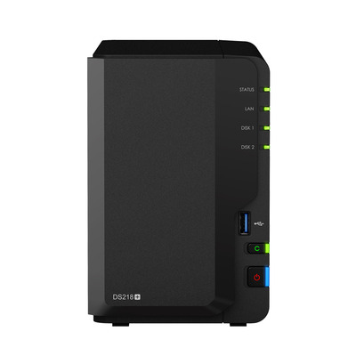 Synology DS218p-22R NAS