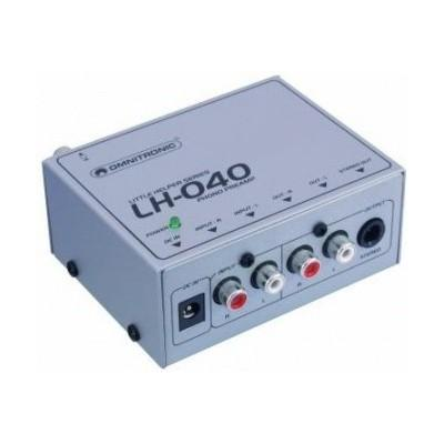 Omnitronic reciever: LH-040
