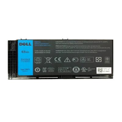 DELL 6-cel 65W/h primaire Batterij voorPrecision M4700 Laptop notebook reserve-onderdeel - Zwart,Blauw