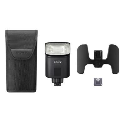 Sony camera flitser: Instelbare flitser voor camera's en videocamera's, met ingebouwd breed paneel en .....