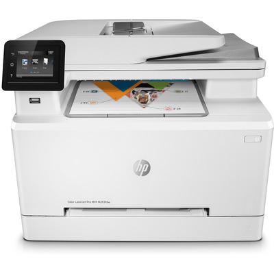 HP Color LaserJet Pro M283fdw Multifunctional - Zwart, Cyaan, Magenta, Geel