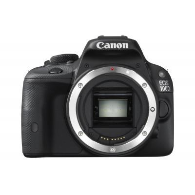 Canon digitale camera: EOS 100D - Zwart