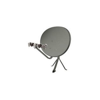 Maximum E-85 Multifocus 48 Dish LNB holder for 5 LNBs, 48 - Grijs