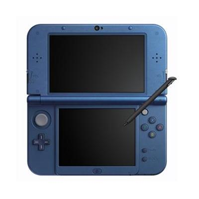 Nintendo portable game console: New 3DS XL - Blauw, Metallic