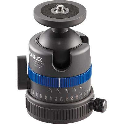 Novoflex statiefkop: Classic Ball 2 - Grijs