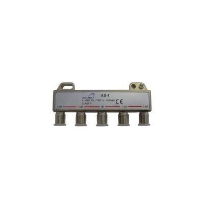 Digiality kabel splitter of combiner: Antenna AS-4 splitter 5-1000 MHz