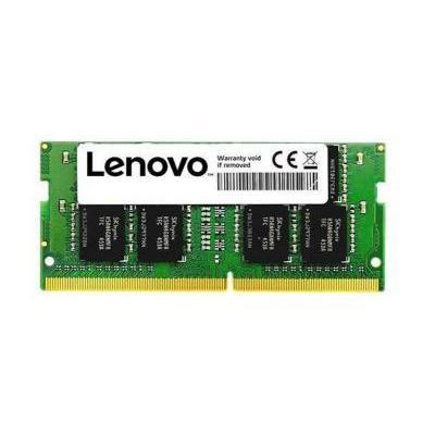 Lenovo 16 GB, DDR4, 2400MHz, ECC, 260-pin SODIMM RAM-geheugen