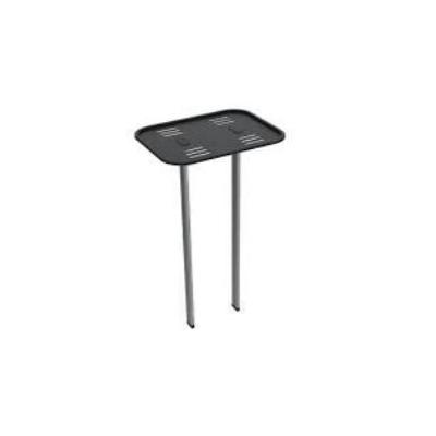 PureLink Solid camera shelf, steel, 10kg Max AV stand accessoire - Zwart