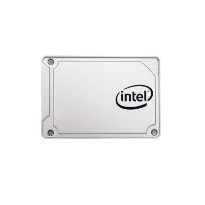 Intel Pro 5450s SSD - Zilver
