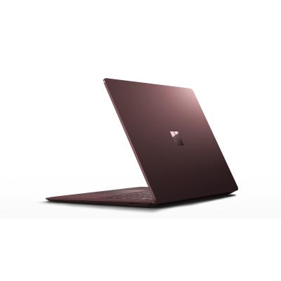 Microsoft laptop: Surface Laptop2 i7/8/256ssd Burgundy NL - Bordeaux rood