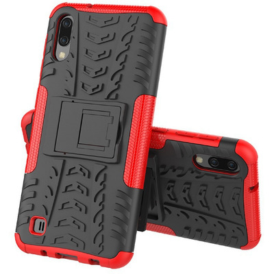 CoreParts MOBX-COVER-A10/M10-R Mobile phone case - Rood