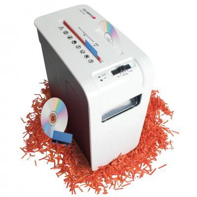 Olympia papierversnipperaar: PS 28 CCD - Zwart, Wit
