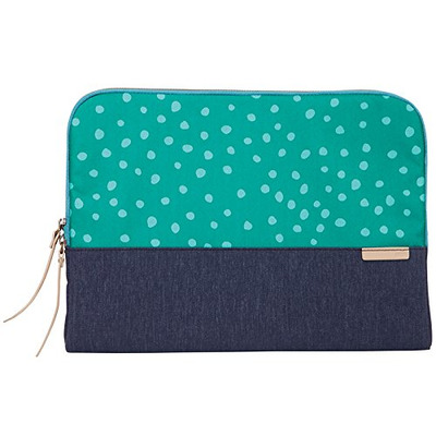 STM Grace Laptoptas - Groen, Navy