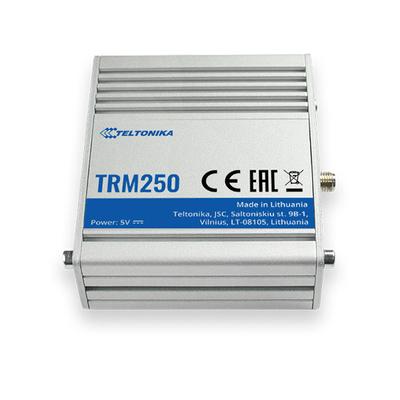 Teltonika TRM250 Modem - Aluminium, Blauw