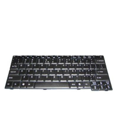 Acer toetsenbord: TravelMate 6292 toetsenbord - Zwart, QWERTY