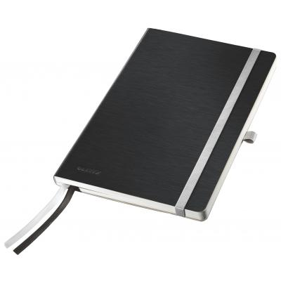 Leitz schrijfblok: Style Notitieboek, A5 - Zwart