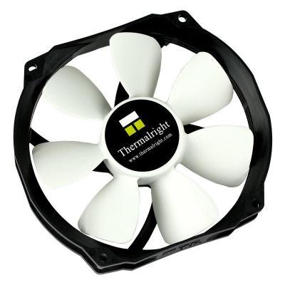 Thermalright TY-127 Hardware koeling - Zwart, Wit
