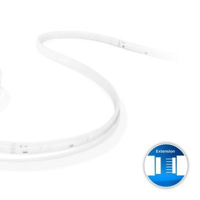 Philips personal wireless lighting: hue Lightstrip plus verlengstuk 7190255PH - Multi kleuren