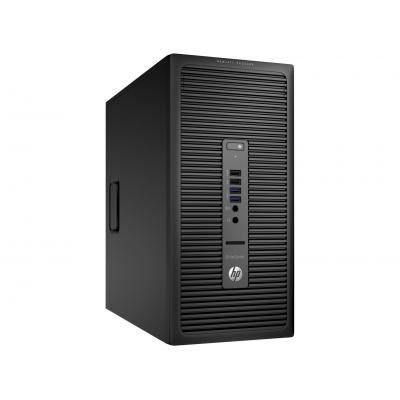 HP pc: EliteDesk 705 G1 Base Model MT - Zwart (Refurbished LG)