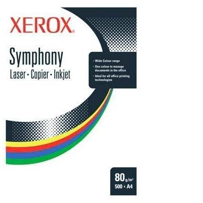 Xerox papier: Symphony 80 A4, Dark Red Paper CW - Rood