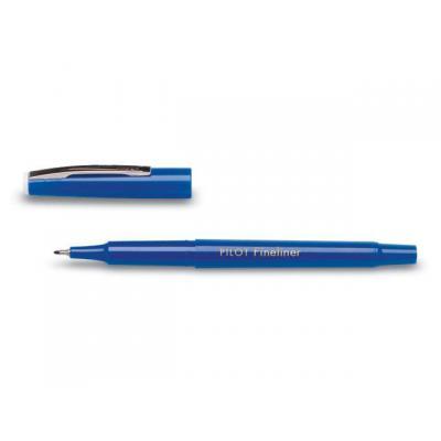 Pilot pen: Fineliner 0,4mm blauw/doos 12