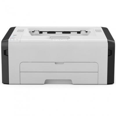 Ricoh laserprinter: SP 220Nw - 23 ppm, A4/A5/A6/B5/B6, 1200 x 600 dpi, 1 x USB 2.0, 1 x LAN, 802.11 b/g/n, 7 kg - .....
