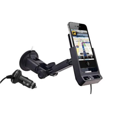 Ozaki hardware: Ozaki, iCarry Large In Car Power Mount for iPhone