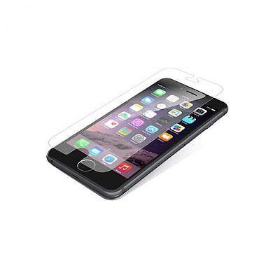 Invisible shield screen protector: iPhone 7 - Transparant
