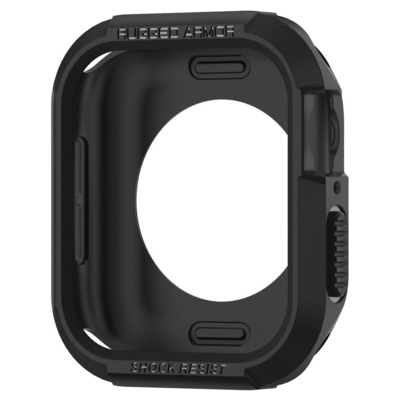Spigen Apple Watch Series 4 (40mm) Case Rugged Armor - Zwart
