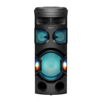 Sony MHC-V71D home stereo set - Zwart