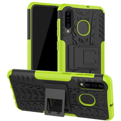 CoreParts MOBX-COVER-A20/A30/A50-GR Mobile phone case - Groen