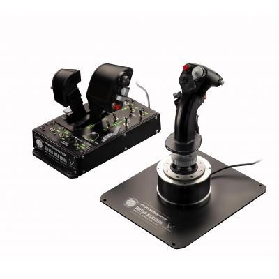 Thrustmaster game controller: Hotas Warthog - Zwart